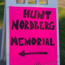 2015, Aug 8 - Hunt - Nordberg Memorial